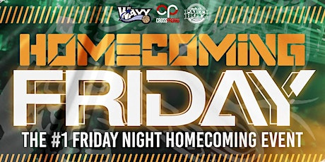 HOMECOMING FRIDAY @ BAJAS  OCT 29TH tickets