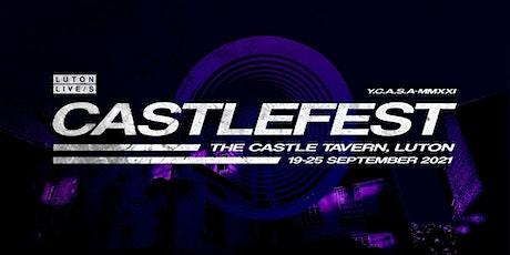 Castlefest 2021 - Friday Ticket tickets