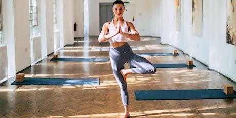 Xscape Studio present Vinyasa flow yoga with Meroula Hondrou tickets