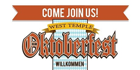 West Temple Oktoberfest tickets