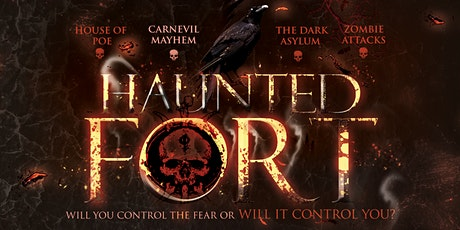 2021 Haunted Fort Saturday Nights tickets
