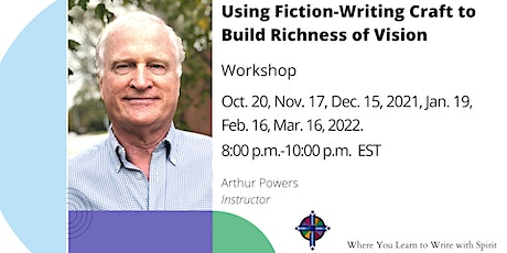 Fiction Workshop with Arthur Powers tickets