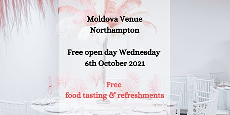 Moldova Venue Open day - Weddings Private Parties & Corporate Events tickets
