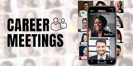 Career Meetings biglietti