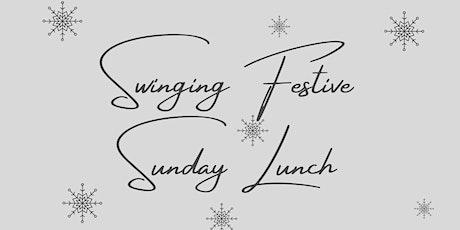 Swinging Festive Sunday Lunch tickets