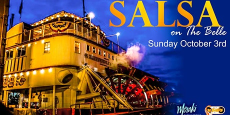 Salsa on the Belle - 2021 tickets