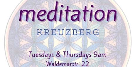 Soul Meditation Berlin Tickets