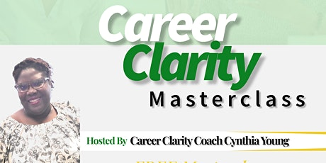 Guidance with Grace: Career Clarity Masterclass tickets