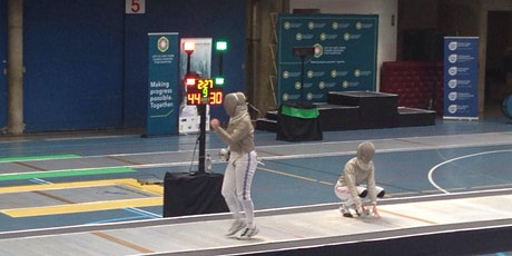 Senior Sabre Development Competition (Mixed) tickets