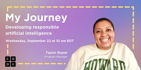 My Journey: Developing responsible artificial intelligence tickets
