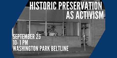 Preservation as Activism tickets
