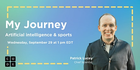 My Journey: Using Artificial Intelligence in Sports tickets