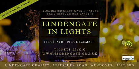 Lindengate in Lights tickets