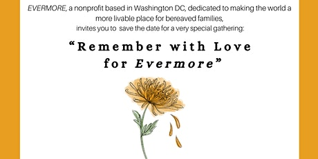 Remember with Love for Evermore tickets
