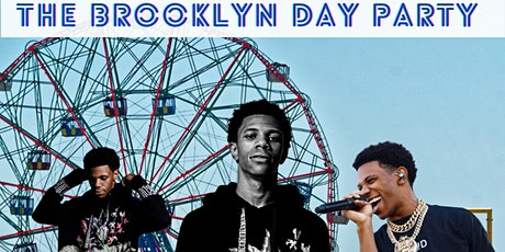 The Brooklyn Day Party Featuring A Boogie tickets