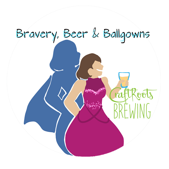 Bravery, Beer & Ballgowns image
