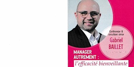 MANAGER AUTREMENT : l'efficacité bienveillante billets