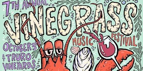 7th Annual Vinegrass Music Festival tickets