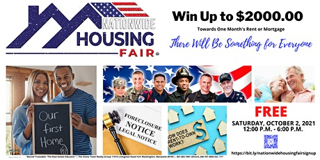 Nationwide Housing Fair: Everything You Need to Know About Real Estate tickets