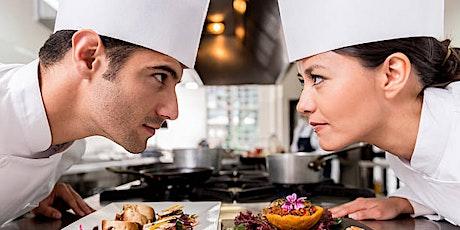 CDAIDE 2021 Chef Challenge tickets