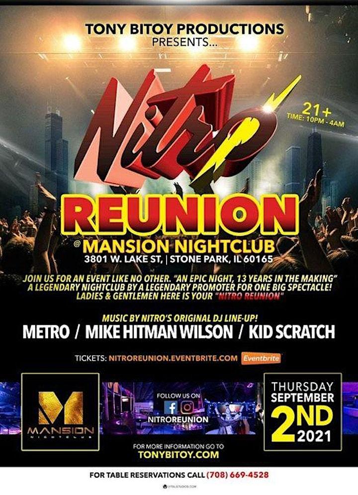 Nitro Reunion image