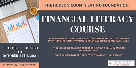 Financial Literacy Classes tickets