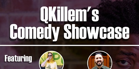 Late Night Laughs Presents Qkillem's comedy showcase. tickets