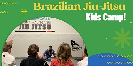 Brazilian Jiu-Jitsu Kids Camp tickets