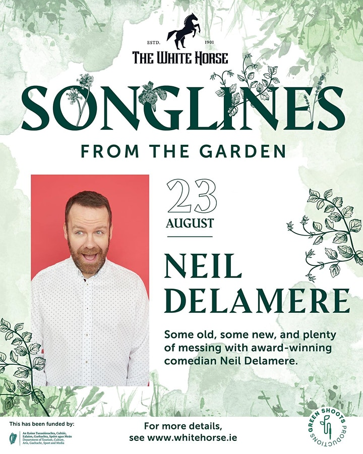 Neil Delamare - Pick n Mix image