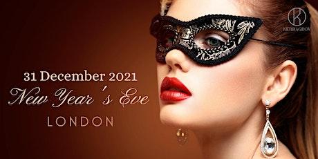 NYE Masquerade Ball -London tickets