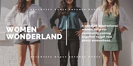 Women Wonderland: an Empowerment Night tickets