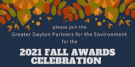 2021 Fall Awards CELEBRATION tickets