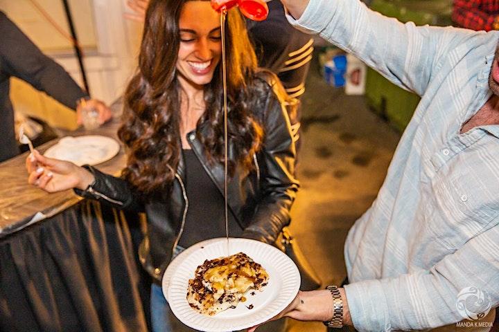 The Brooklyn Pancakes & Booze Art Show image