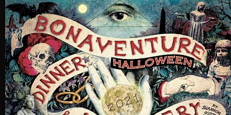 3 Nights of Halloween: Dinner & A Cemetery (Halloween Night) tickets