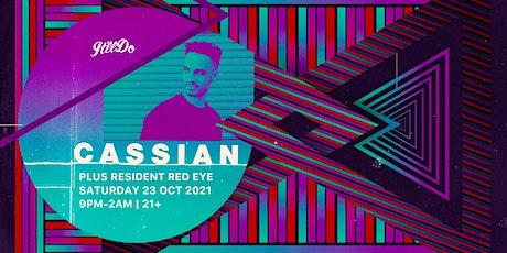 Cassian at It'll Do Club tickets