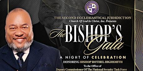The Bishop's Gala tickets