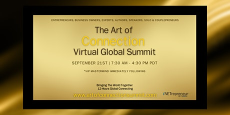 Art of Connection Global Summit tickets