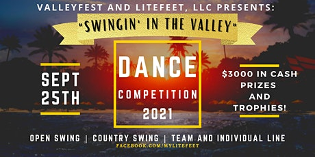Swingin' in the Valley 2021 tickets