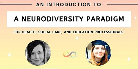An Introduction to The Neurodiversity Paradigm tickets