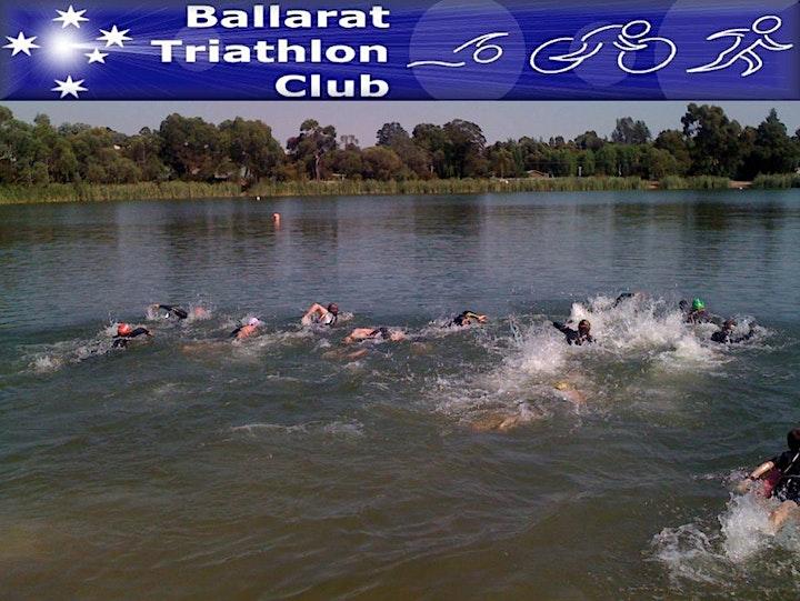 Race 1 - Club Championship Lake Esmond Triathlon Series image