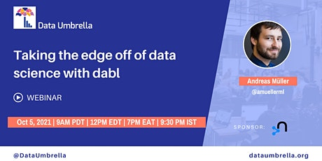 Taking the edge off of data science with dabl tickets