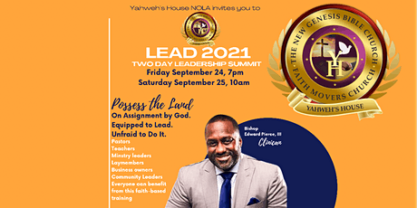 Lead 2021 tickets