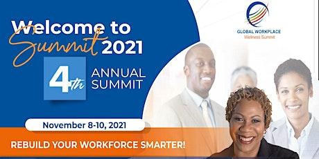 Global Workplace Wellness Summit 2021 tickets