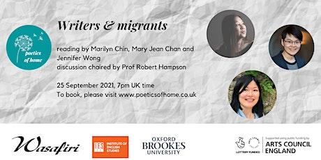 Poetics of Home: Writers & Migrants tickets