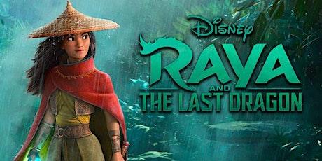 Movies at Mawson: Raya and The Last Dragon tickets