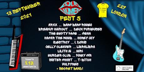 LOUD WOMEN Fest 5 tickets