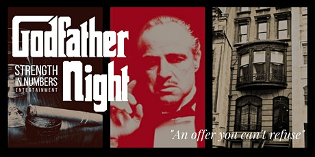 Godfather Night: A Classic Speakeasy Experience tickets