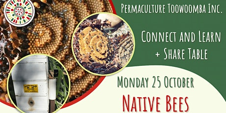 Native Bees - October Connect and Learn tickets