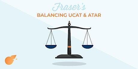 Free Balancing UCAT + ATAR Workshop | Queensland tickets