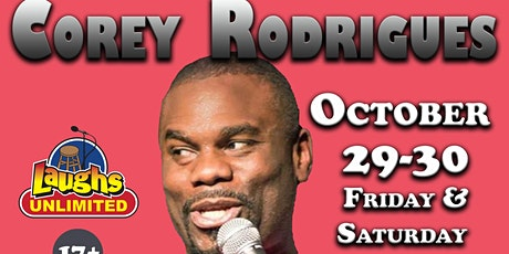 COREY RODRIGUES featuring Mike Betancourt tickets